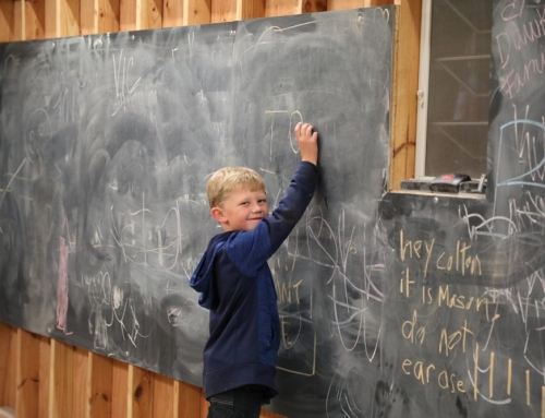 The Chalk House